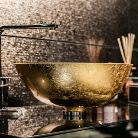 Aufsatzbecken Vienna 37 NOVOLINE Gold