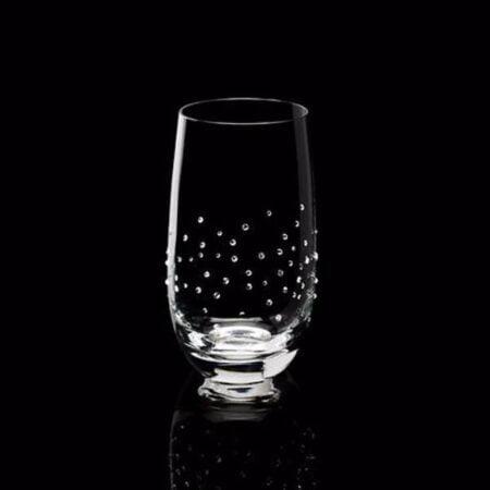 Gläser mit Swarovski Kristallen (2er Set) NOVOLINE - Wasserglas