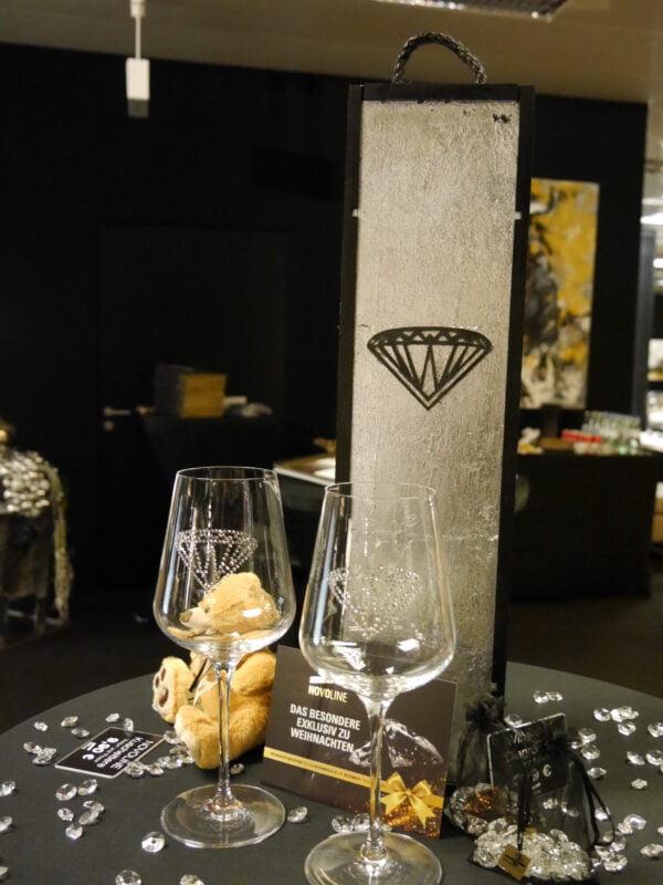 Novo Wine Set NOVOLINE Diamond