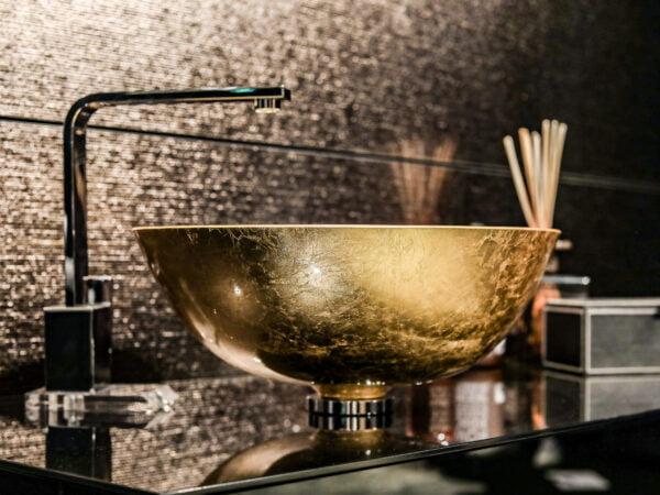 Aufsatzbecken Vienna 30 NOVOLINE Gold